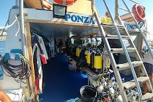 Ponza Diving Center, Ponza Island, Italy