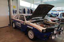 JM-Rally Parc Ferme, Toysa, Finland