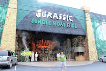 Jurassic Jungle Boat Ride, Pigeon Forge, United States
