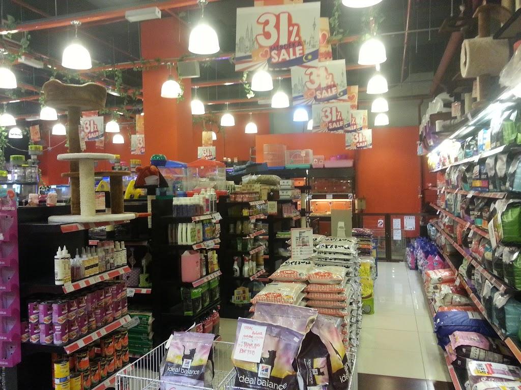 Petsmore Setia City Mall Shah Alam Persiaran Setia Dagang
