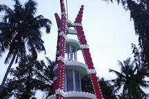 Saint Sebastians Pilgrim Church Moongodu, Varkala Town, India