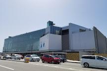 Toyama Prefectural Museum of Art and Design, Toyama, Japan