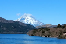 Lake Ashi (Ashinoko), Hakone-machi, Japan