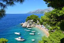 Punta Rata Beach, Brela, Croatia