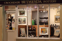 Crochendy Bethesda Pottery, Bethesda, United Kingdom