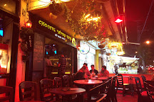 Chouffeland Street Bar, Tel Aviv, Israel