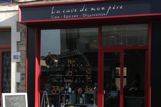 La Cave de Mon Pere, Biarritz, France