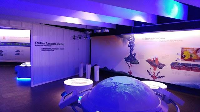 La Maison du Volcan - Museum de La Fournaise