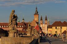 Alte Mainbruecke, Wurzburg, Germany