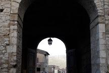Porta Romana, Terracina, Italy