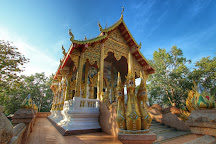 Wat Phra That Doi Kham (Temple of the Golden Mountain), Chiang Mai, Thailand