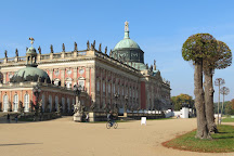 Neues Palais, Potsdam, Germany