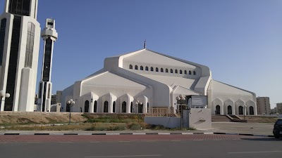 King Fahd Grand Masjid, Eastern Province (+966 13 844 8395)