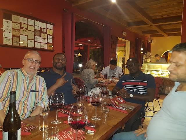 La route des Vins Abidjan