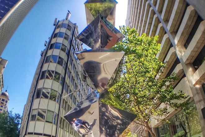 Dobell Memorial Sculpture, Sydney, Australia