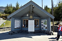 Mendenhall Glacier Visitor Center, Juneau, United States
