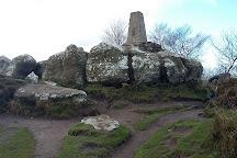 National Trust Brimham Rocks, Harrogate, United Kingdom