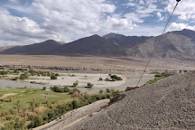 Confluence of the Indus and Zanskar Rivers, Leh, India