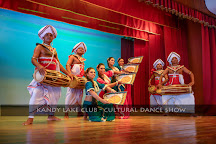 Kandy Lake Club - Cultural Dance Show, Kandy, Sri Lanka
