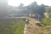 Gates of Zeus and Hera, Thassos Town (Limenas), Greece