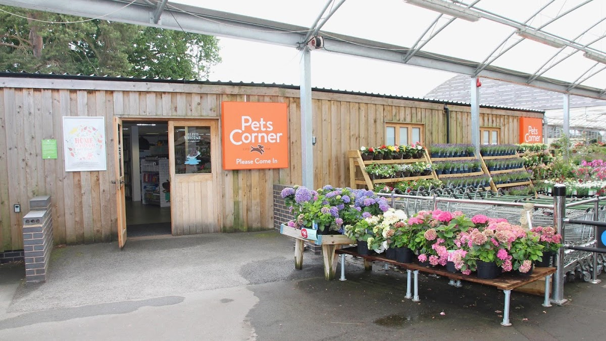 Pets Corner Hereford store