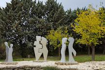 Musee du Verre et du Vitrail, Gordes, France