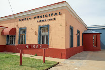 Museo Carmen Funes, Cutral Co, Argentina