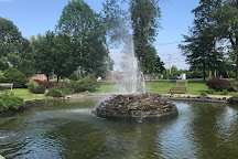 Cascade Park, Bangor, United States