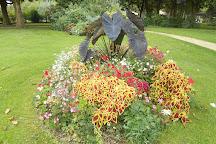 Parc de l'Arbre sec, Auxerre, France