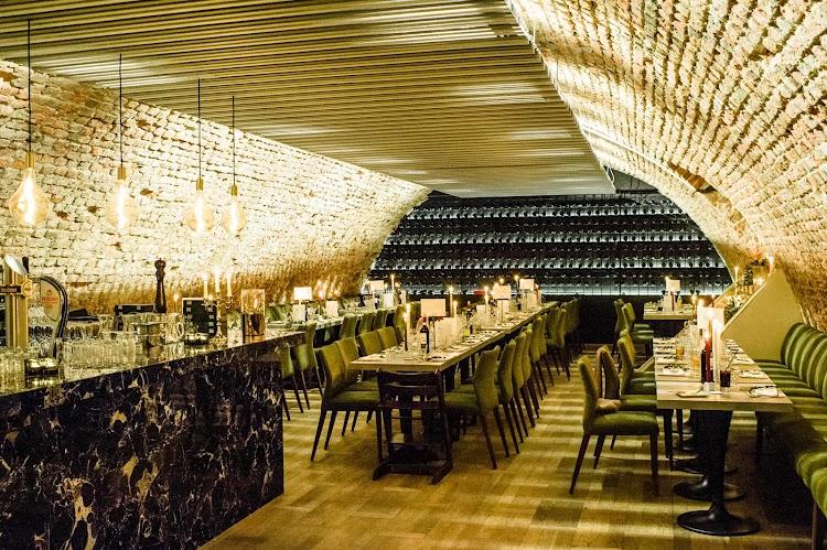 Restaurant La Cantina di David Utrecht