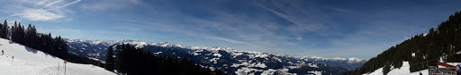Hohe Salve NW Paragliding