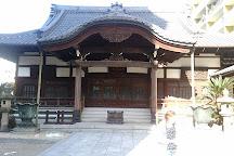 Chosen-ji temple, Taito, Japan