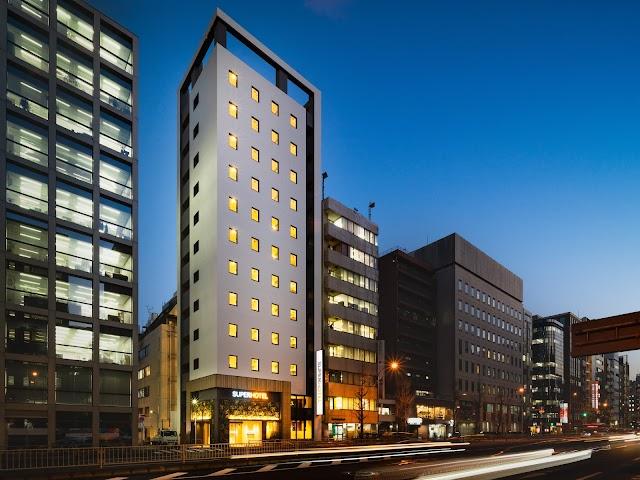 Super Hotel Tokyo Hamamatsucho