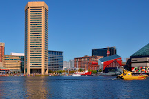 Top of the World Observation Level, Baltimore, United States