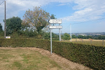 Les Roches de Ham, Brectouville, France