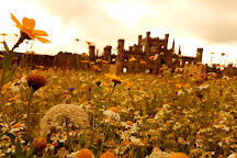 Lowther Castle and Gardens, Penrith, United Kingdom