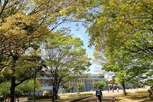 Otemae Park, Himeji, Japan