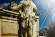 Monumento a Domenico Cimarosa, Aversa, Italy