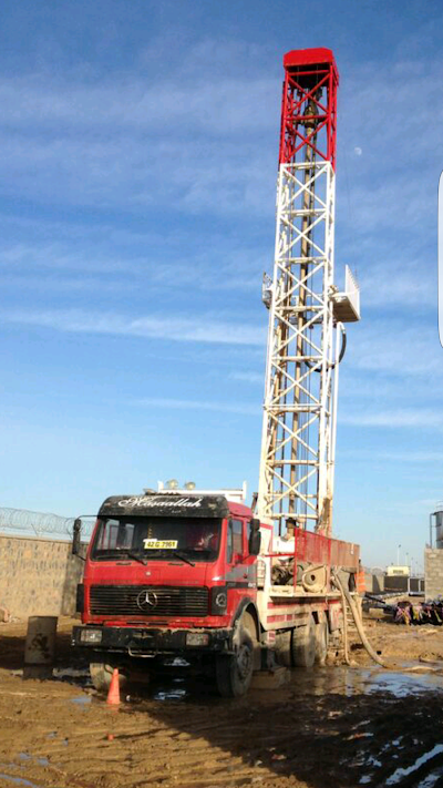 MES well drilling and water supply company