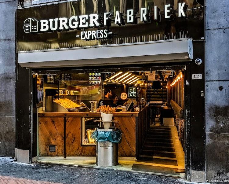 Burgerfabriek Express Amsterdam