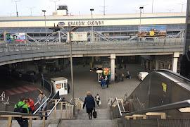 Станция  Krakow Glowny