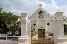 New Jerusalem Church, Tharangambadi, India