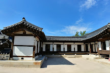 Namsangol Hanok Village, Seoul, South Korea