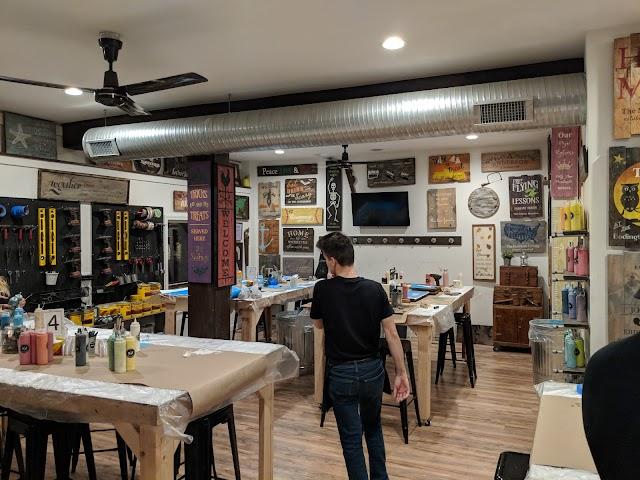 Board and Brush Creative Studio - Southington, CT