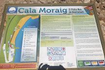 Cala del Moraig, Benitachell, Spain