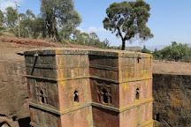 Rock-Hewn Churches of Lalibela, Lalibela, Ethiopia