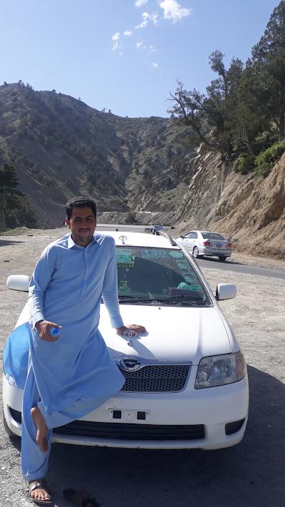 Ezatullah Shahid Village Khataka