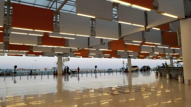 Nouvel aéroport d'Islamabad
