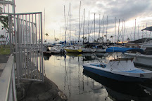 Ala Wai Yacht Harbor, Honolulu, United States