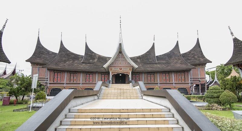 Museum Adityawarman Wisata Padang Sumatera Barat